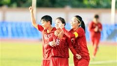 Giành vé dự VCK Asian Cup 2022, ĐT nữ Việt Nam được thưởng lớn