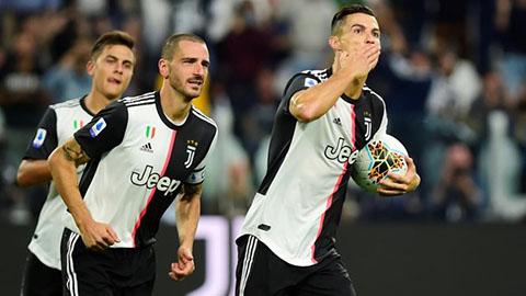 """Bonucci: """"Juventus đã ỷ lại vào Ronaldo"""""""