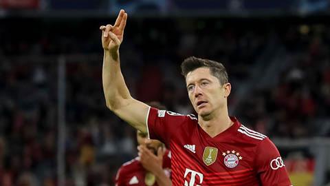 Bayern Munich, 'kẻ hủy diệt' ở Champions League 2021/22