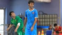 HLV Phạm Minh Giang về nước, ĐT futsal Việt Nam mừng rỡ