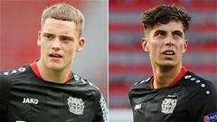 "Ở Leverkusen, Florian Wirtz đang gây ấn tượng hơn cả ""King"" Havertz"