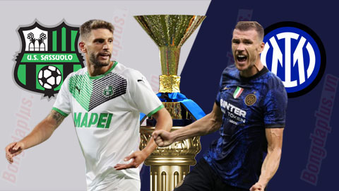 Kết quả Sassuolo 1-2 Inter Milan: ĐKVĐ thắng nhọc