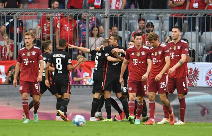 Nhiều trụ cột của Bayern cần được nghỉ ngơi nhiều hơn