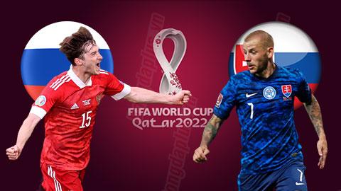 Nhận định bóng đá Nga vs Slovakia, 01h45 ngày 09/10: Đòi nợ lượt đi