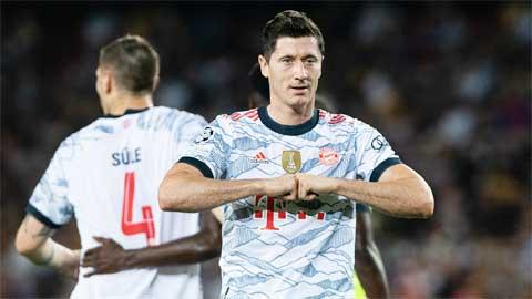Lewy muốn gia hạn với Bayern tới 2025