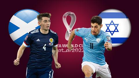 Nhận định bóng đá Scotland vs Israel, 23h00 ngày 9/10
