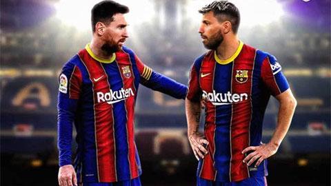 Barca có thể đã giữ được Messi nếu không chiêu mộ Aguero và Depay