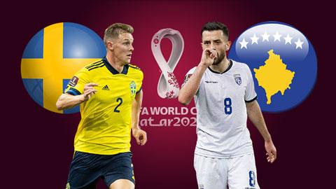 Nhận định bóng đá Thụy Điển vs Kosovo, 23h00 ngày 9/10