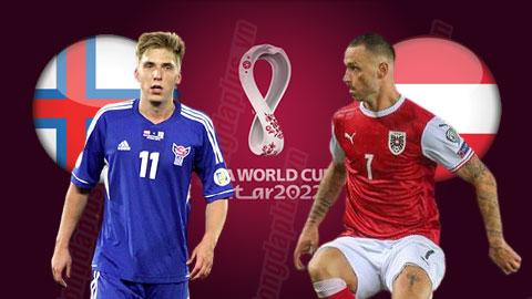 Nhận định bóng đá Đảo Faroe vs Áo, 01h45 ngày 10/10