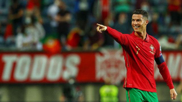 Ronaldo và đồng đội tại đội tuyển Bồ Đào Nha sẽ thắng đậm trước Qatar