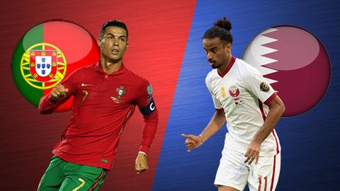 Nhận định bóng đá Bồ Đào Nha vs Qatar, 02h15 ngày 10/10: Bồ ra oai