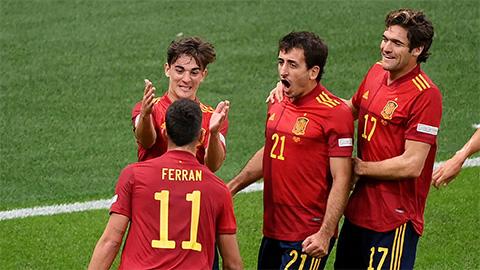 Enrique tiết lộ chìa khóa giúp Tây Ban Nha hạ Italia