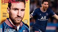 """Messi: """"Tôi không sai khi đến PSG"""""""