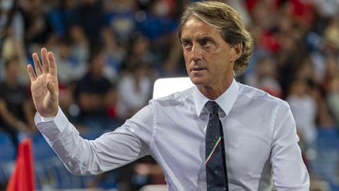 ĐT Italia: Mancini chưa giải được bài toán ghi bàn