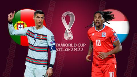 Nhận định bóng đá Bồ Đào Nha vs Luxembourg, 01h45, ngày 13/10: Chênh lệch đẳng cấp!