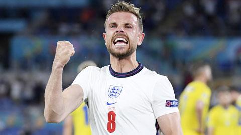 Jordan Henderson và cơ hội tìm lại chỗ đứng ở ĐT Anh