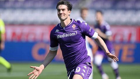 Tương lai của Vlahovic không còn nằm ở Fiorentina?