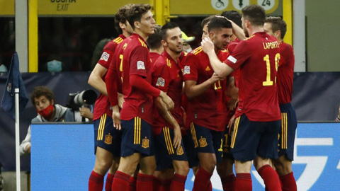 Đội hình dự kiến Tây Ban Nha vs Pháp, 1h45 ngày 11/10