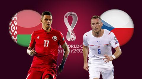 Nhận định bóng đá Belarus vs Czech, 01h45 ngày 12/10
