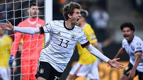 Dự đoán vòng loại World Cup khu vực châu Âu: Đức và Đan Mạch giành vé sớm?