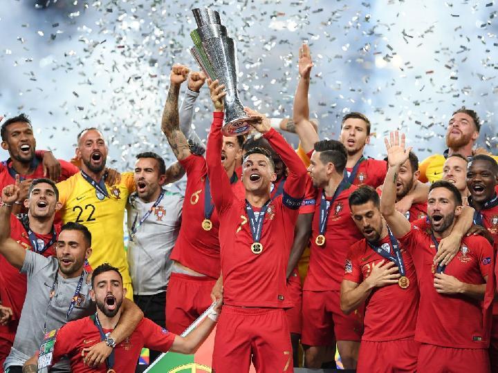Bồ Đào Nha vô địch Nations League 2019
