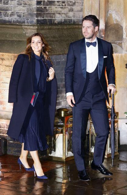 Louise phải ly dị Jamie Redknapp sau 20 năm chung sống