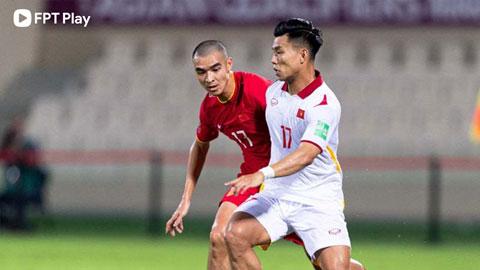 3 điểm nóng định đoạt kết quả trận đấu giữa ĐT Việt Nam vs Oman