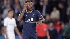 Wijnaldum không hạnh phúc chỉ sau 4 tháng tới PSG