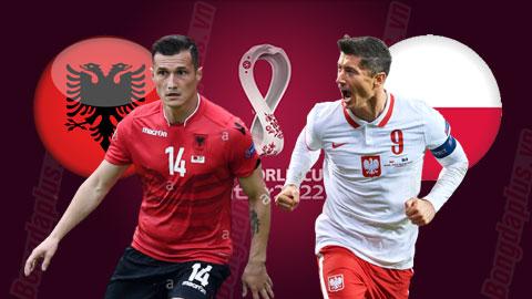 Nhận định bóng đá Albania vs Ba Lan, 01h45 ngày 13/10