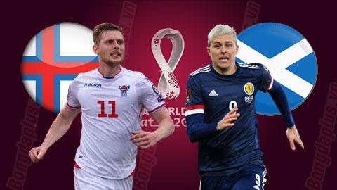 Nhận định bóng đá Đảo Faroe vs Scotland, 1h45 ngày 13/10