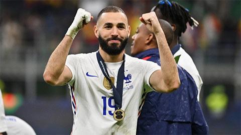 Karim Benzema: Ngôi sao sáng nhất của Les Bleus