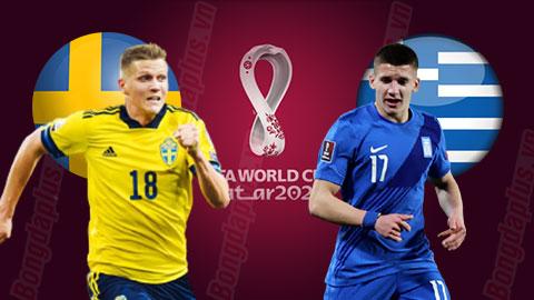 Nhận định bóng đá Thụy Điển vs Hy Lạp, 01h45 ngày 13/10