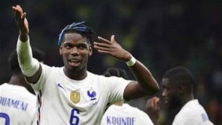 Ở Pháp, Pogba lại là chính mình
