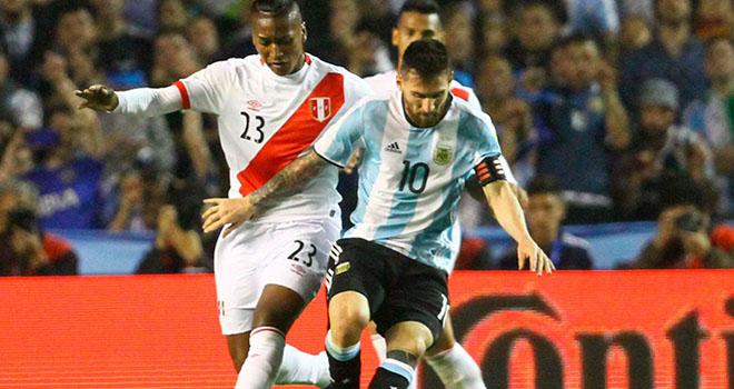 Argentina luôn thi đấu trên cơ trước Peru
