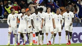 La Liga hóa… ĐT Pháp