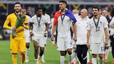 ĐT Pháp vô địch UEFA Nations League 2020/21: Chân mệnh thiên tử