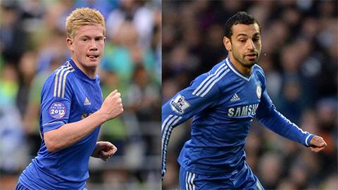 Lộ lý do Salah và De Bruyne sớm bật bãi khỏi Chelsea