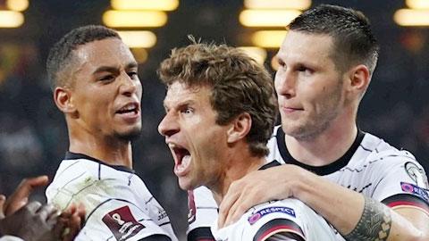Hành trình tới World Cup 2022: 7 tháng nhẹ nhàng của ĐT Đức