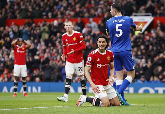 Man United đang không có phong độ tốt thời gian qua