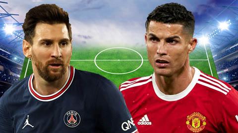 Ronaldo, Messi, Lewandowski vào đội hình siêu sao từ danh sách ứng viên Quả bóng Vàng 2021
