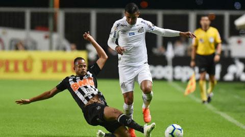 Nhận định bóng đá Atletico Mineiro vs Santos, 05h00 ngày 14/10: Đạp đáy giữ đỉnh