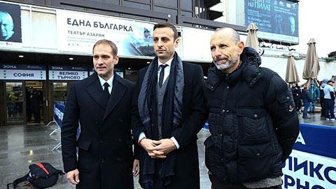 Cựu sao Man United thất bại trong cuộc đua giành chức chủ tịch LĐBĐ Bulgaria