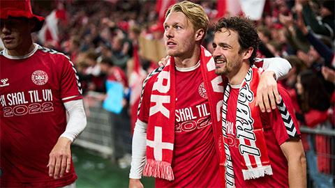 Vòng loại World Cup 2022 khu vực châu Âu: Đức, Đan Mạch giật vé đi Qatar