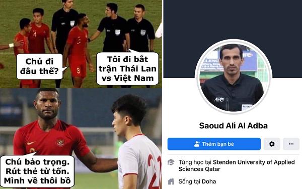 Thú vui trút giận vào Facebook trọng tài đang làm hại hình ảnh bóng đá Việt Nam