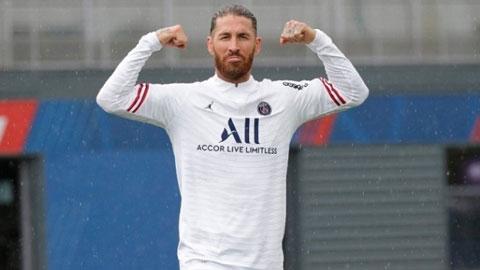 Ramos có thể ra mắt PSG vào cuối tuần này