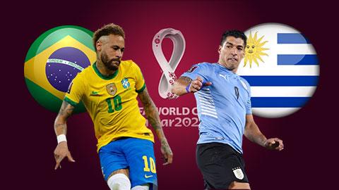 Soi kèo Brazil vs Uruguay, 07h30 ngày 15/10: Xỉu góc cả trận Brazil - Uruguay