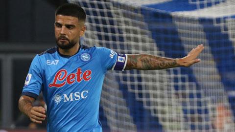 Mâu thuẫn với lãnh đạo về tiền lương, Lorenzo Insigne không gia hạn hợp đồng và muốn sớm rời Napoli