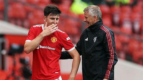 Maguire cập nhật tình hình chấn thương trước trận MU gặp Leicester