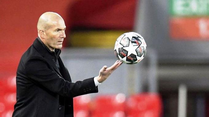 HLV Zidane từng giúp Real vô địch Champions League 3 mùa liên tiếp