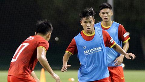 U23 Việt Nam được yêu cầu chơi bóng với tốc độ cao chóng mặt